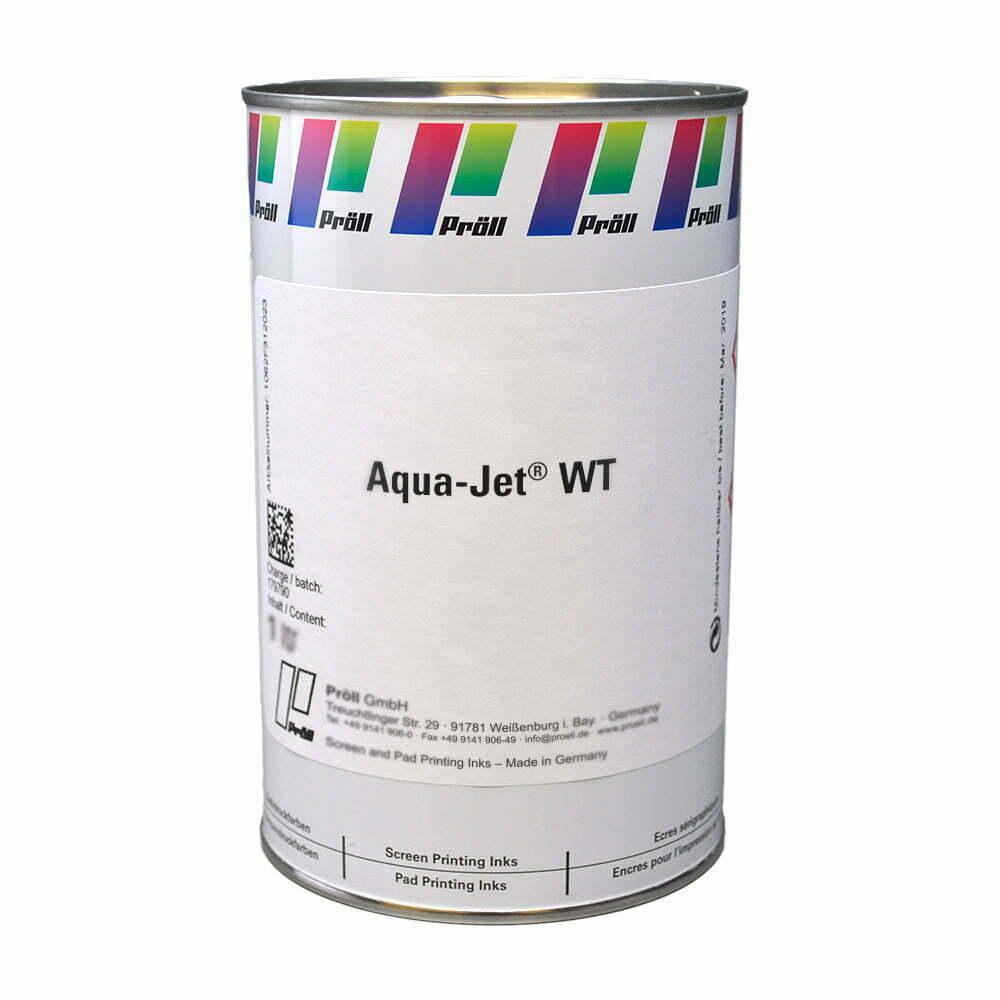 farba Aqua Jet WT Farby sitodrukowe wodne sitodruk przemysłowy