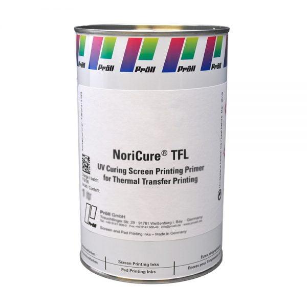 farba NoriCure® TFL Lakiery DualCure lakiery ochronne lakiery do sitodruku, Systemy do sitodruku na kartach plastikowych sitodruk przemysłowy