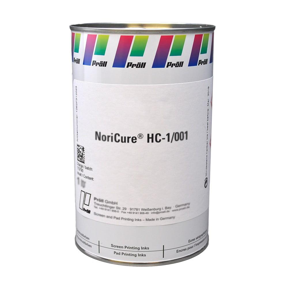 farba NoriCure-HC-1-001 Lakiery DualCure lakiery ochronne lakiery do sitodruku sitodruk przemysłowy