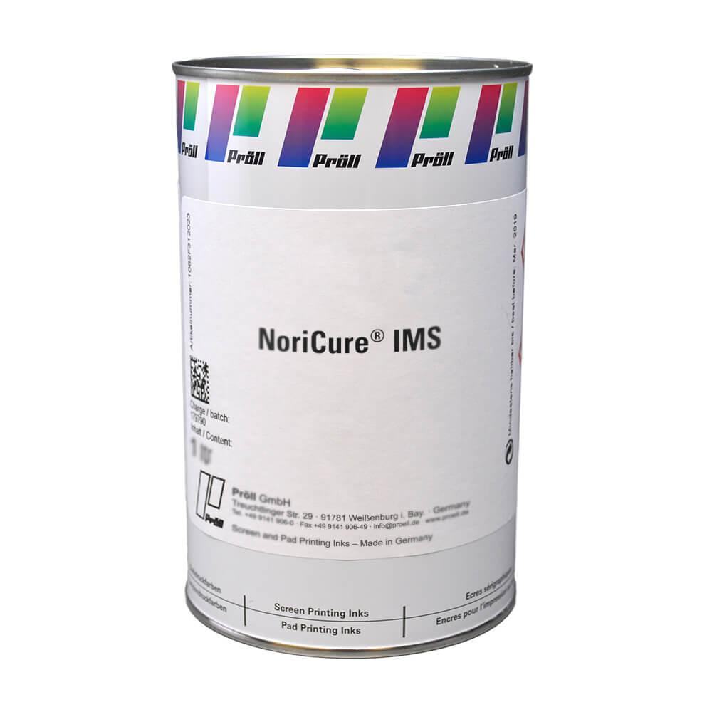 farba NoriCure-IMS Farby sitodrukowe utwardzane UV, Technologia IMD/FIM sitodruk przemysłowy