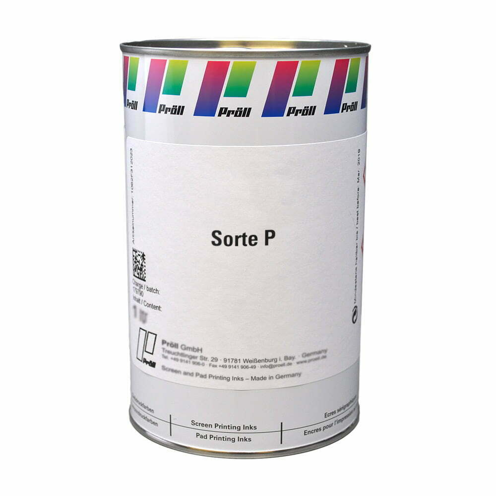 farba sorte p Farby sitodrukowe rozpuszczalnikowe, Farby tampodrukowe sitodruk tampodruk przemysłowy